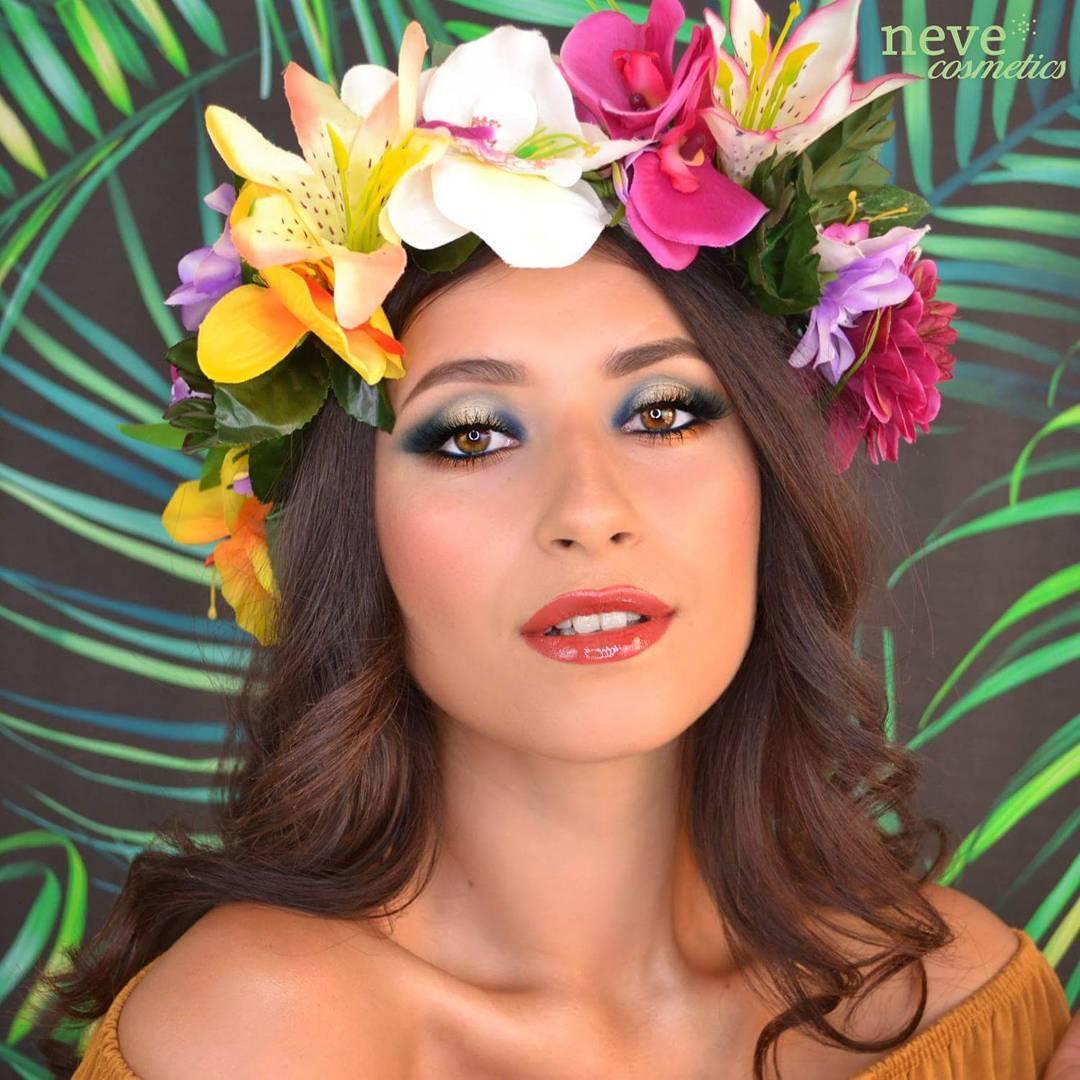 Alyna Makeup per neve Cosmetics