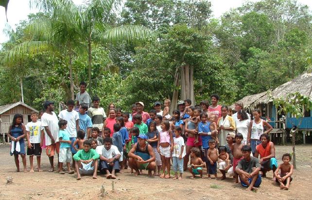Barca della Salute forPlanet e Amazônia Onlus