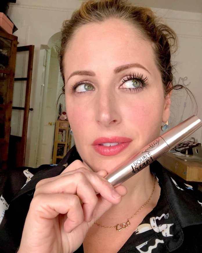 Recensione e opinione di Clio sul mascara Double Dream di Purobio Cosmetics