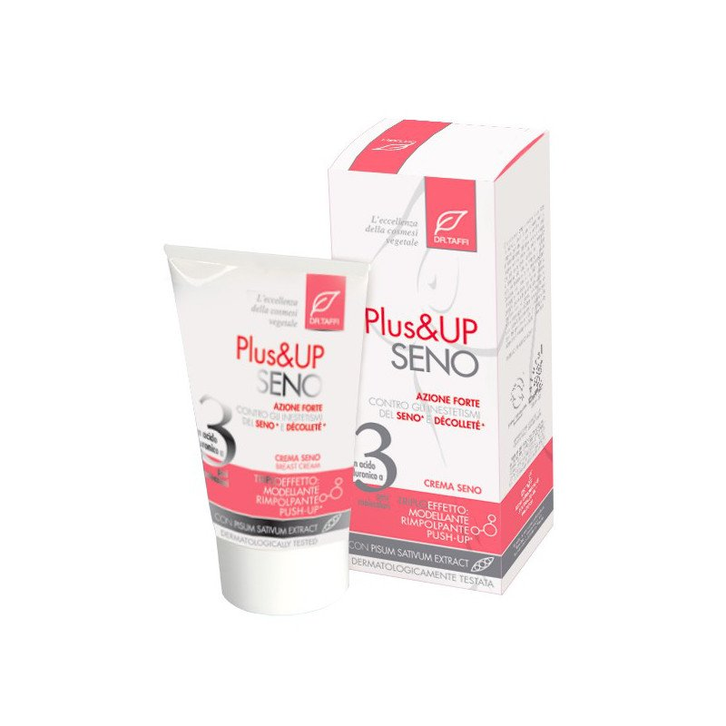 Crema seno Plus Up di Dr. Taffi da 100 ml