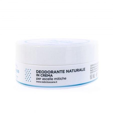 Deo Peregrino deodorante solido in crema naturale e biologico di Radici Toscane da 50 ml