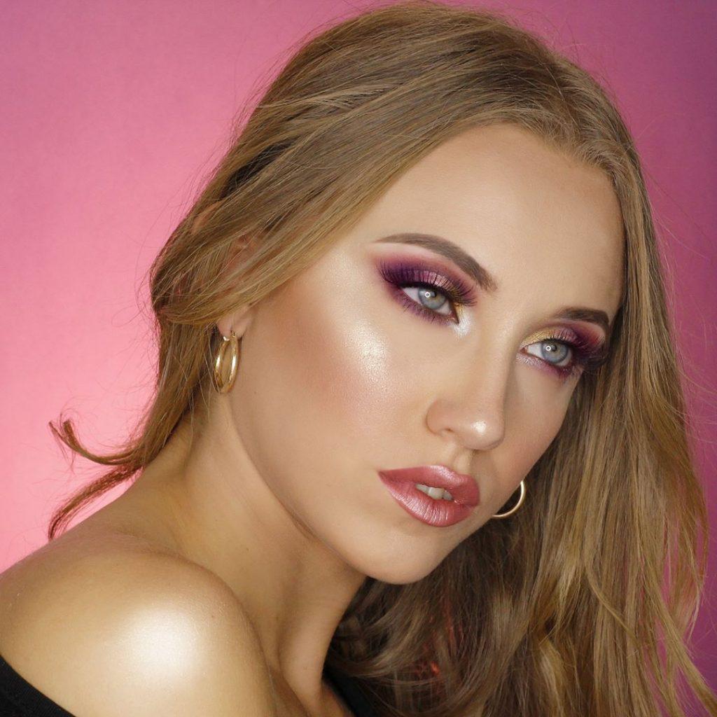 Make-up Paola Nicolai con prodotti PuroBio Cosmetics