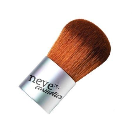 Pennello Kabuki vegan per make-up di fondotinta, ciprie e bronzer di Neve Cosmetics