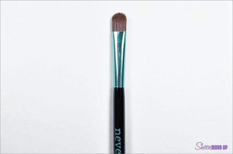Pennello del Set Aqua Ombretto Piccolo di Neve Cosmetics