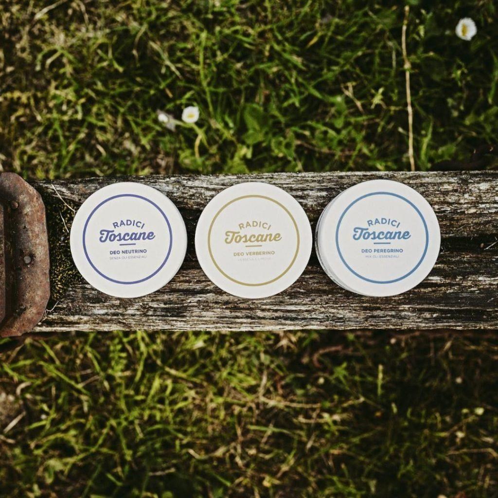 Radici Toscane deodoranti naturali in crema