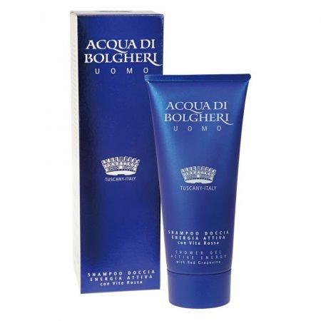 Acqua di Bolgheri shampoo doccia uomo dr. taffi da 200 ml