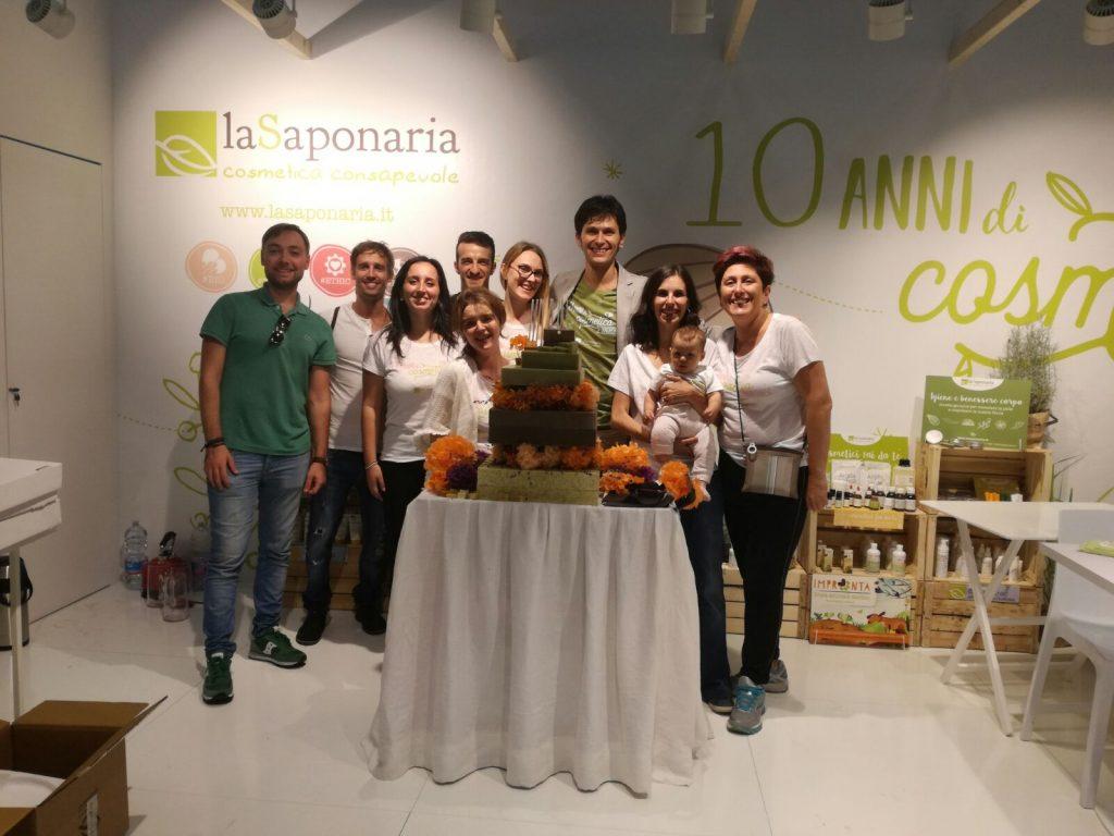 Team di La Saponaria